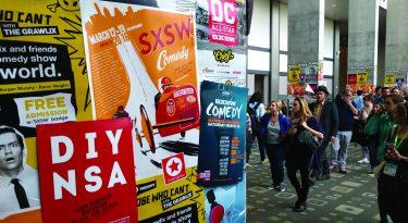 Mais um dia no SXSW