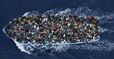 It's not about refugees, it's about us