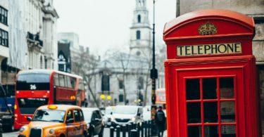 Londres e sua reação à nova economia