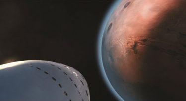 Colonização de Marte para garantir o futuro da humanidade