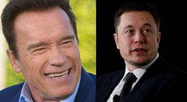 Entrevista de Arnold Schwarzenegger e Elon Musk no SXSW