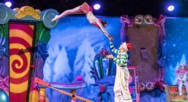 O Cirque du Soleil quer que você tenha uma experiência psicodélica