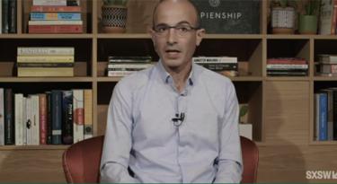 "Yuval Harari: ""Aprender coisas novas é perigoso"""